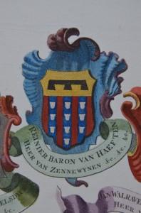 Haeften, Baron Reinier van . Heer van Zennewynen