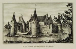 Verwolde Kasteel rond 1600